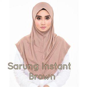 Sarung Instant byMarleia Brown