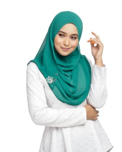 Instant Shawl with Dokoh WD05