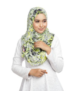 Printed Shawl Limited Edition LE06