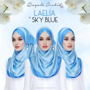 RO Laelia - Sky Blue All Angles