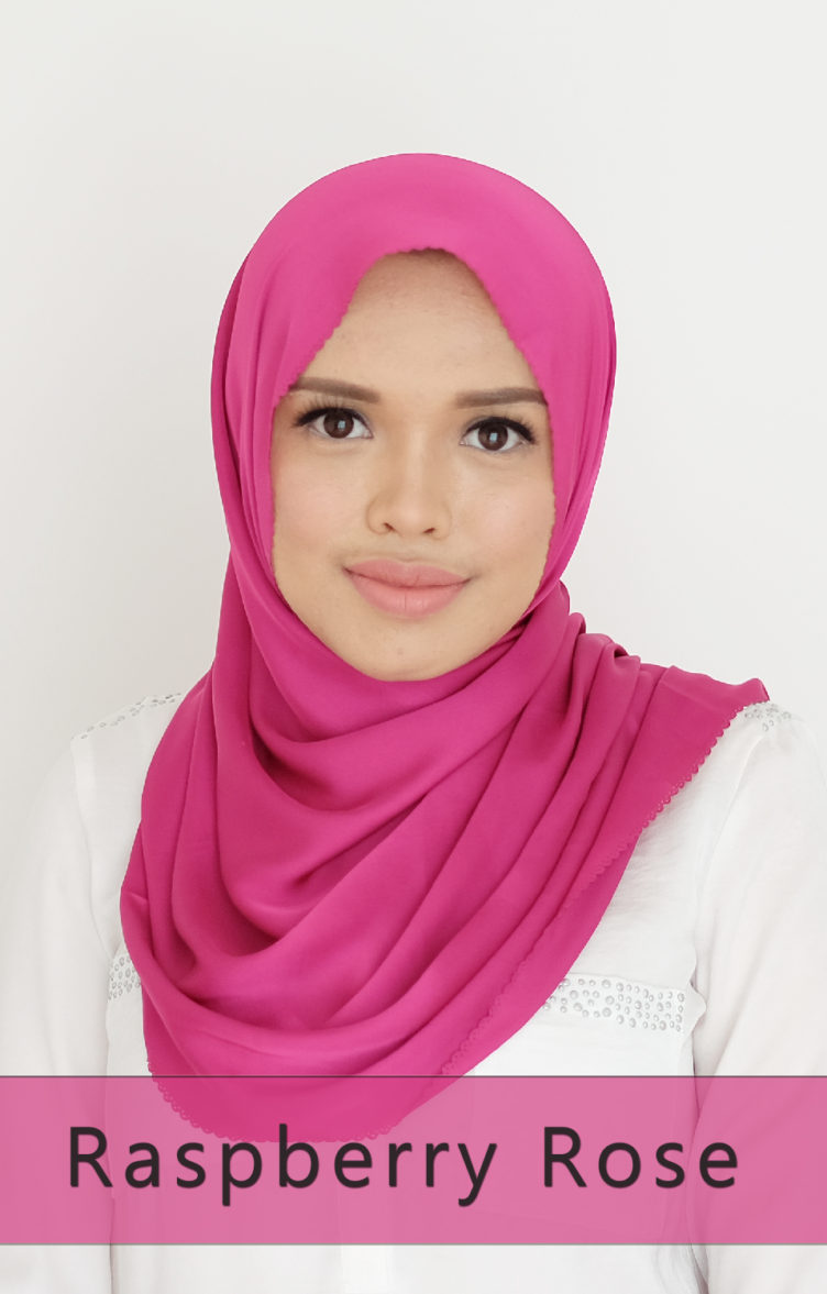 ALMA 2 - Raspberry Rose