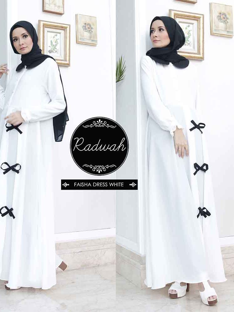 22 FAISHA DRESS BW