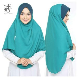 Jade Pink Instant Shawl